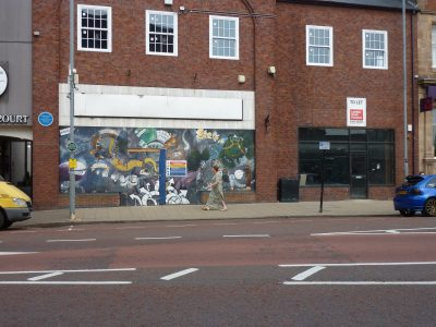 Ground Floor Retail Unit - To Let/For Sale